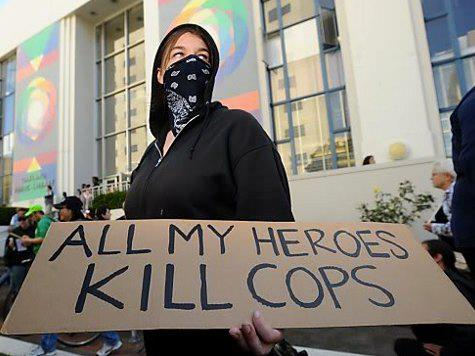 All my heroes kill cops
